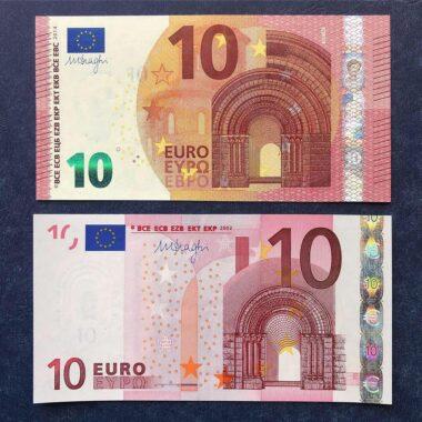 hochwertige Euro-Banknoten
