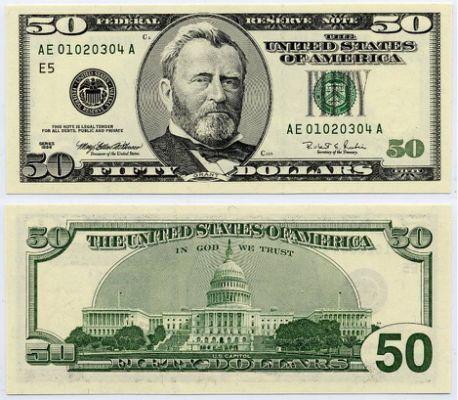 Kaufen Sie gefälschte 50-Dollar-Scheine online