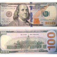Kaufen Sie gefälschte 100 US-Dollar-Scheine