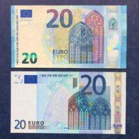 Gefälschter Euro zu verkaufen