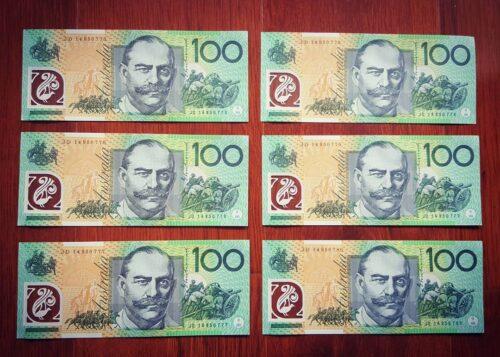 Kaufen Sie gefälschte australische Dollarnoten online