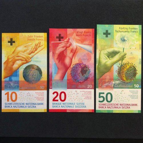 Schweizer Franken online kaufen